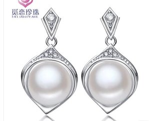 chaming 925 silver natural n, pre color perla lady's earings (lhpmz) hdfdsf