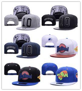 Nueva llegada Envío gratis Spacejam béisbol snapbacks SHOHOKU snapback caps hombres mujeres sol sombreros snap backs sombreros casual sol calle sombrero