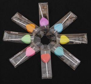 2.5 cm AŞK mumlar Sanat mum Mini mumlar Doğum egzotik atmosfer kaynak Sevgiliye' gün decoratiions