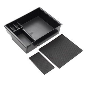 Car Center Console Armrest Vassoio Storage Box Organizzatore per MAZDA 3 AXELA 2013-2016 Car Styling Stowing Tidying Case