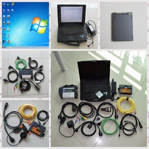 2017 2in1 diagnostic-tool MB Star C4 For BMW Icom A2 B C Diagnostic&Programming Tool with cf-52 laptop 1tb ssd ready to use