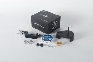 % 100 Orijinal Avidartisan Daedalus Uzaylı Kaynaştırılmış Clapton Wire RDA RBA için Bez Coil Jip Aracı DIY Akıllı Bobin Bıçağı Büyücü Takım Seti DHL