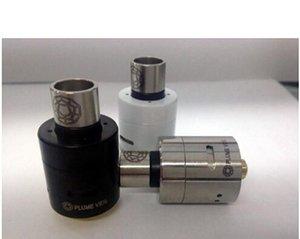18650 siyah plume peçe 1.5 RDA RDA paslanmaz çelik plume peçe 1.5 mutasyon x v2 atomizer