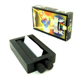 Novelty Cash Banknote Printer Money Printing Machine Magic Trick Tool Kit Tricking Toy Gift Free Shipping