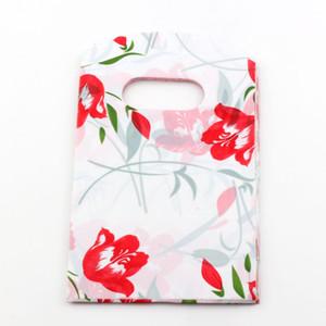 Vendita calda! Sacchetti regalo sacchetti di gioielli sacchetti di plastica sacchetti di 100pcs 15x 9cm regalo.