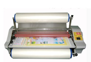 Brand New FM 480 Laminator Four Rollers Hot Roll Laminating Machine