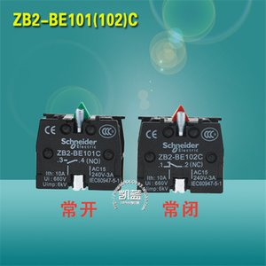 Schneider XB2 Contact Block ZB2BE101C ZB2BE102C for Push Button Switch Guaranteed Quality