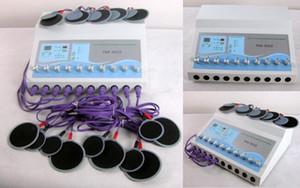 Máquinas de shockwave terapia eléctrica impulso profundo estimulador muscular electroterapia equipo de adelgazamiento