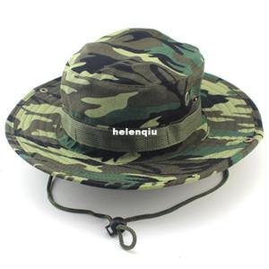 قبعة صياد الرجال والنساء في الهواء الطلق تسلق الجبال بن النيبالية قبعة قبعة الصيد التمويه الغاب قبعة عسكرية الجملة بقعة تصديرها إلى