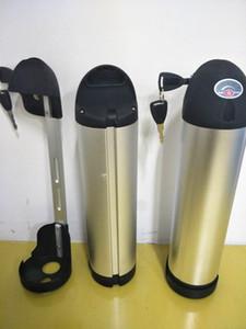 36V 9Ah bateria de lítio bicicleta elétrica com carregador 2A e garrafa de água caso tubo de lasca na China com frete imposto free