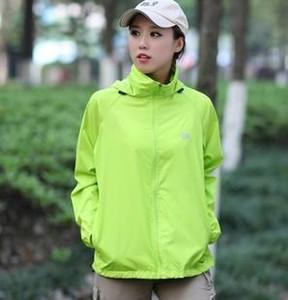 도매 - 2017 봄 가을 여름 남성 여성 자켓 후드 자켓 패션의 연인 얇은 윈드 브레이커 지퍼 코트 여자의 재킷과 코트를