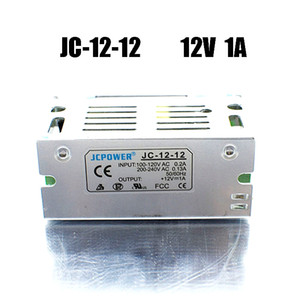 BSOD Switch Power Supply Driver 12V 1A 12W for LED Strip Light