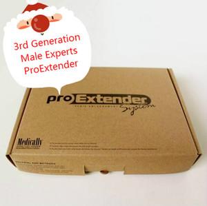 Giocattoli di Natale 3rd Generation ProExtender Male Experts Male Extender Device Penis Enlargement Toy per prodotti per adulti Spedizione gratuita