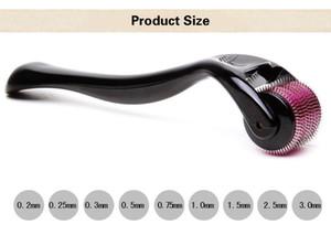Neue Ankunft 540 Nadeln Derma Roller Micro Nadel Haut Dr. Roller Therapie Microneedle Dermaroller Anti Akne Faltenentfernung