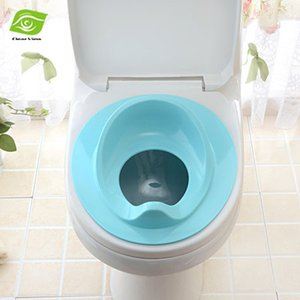 Multi-color Kids Child Baby Potty Toilet Seat Mat Pedestal Pan,dandys