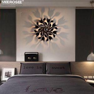 1 leichte moderne Wanddekoration Wandlampen Ligne Roset neben Wandlampe Acryl Blume Form E14 / E27 Wandleuchte für Schlafzimmer Gang, Veranda