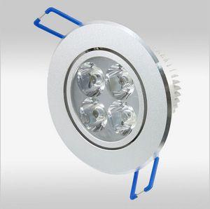 12W Dimmable LED Downlights Round avec le conducteur LED allume le bateau libre de downlight de plafonnier