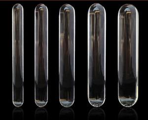 セクシーなクリスタルガラスディルドスペニスアナルプラグガラススティックセックスフライスティックおもちゃ彼女のための良い贈り物