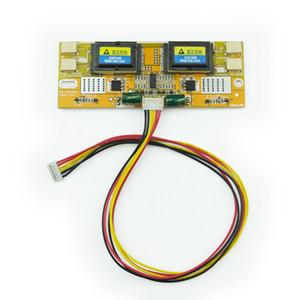 """4 مصباح CCFL الخلفية العاكس مجلس لأجهزة الكمبيوتر المحمول مراقب 17 """"-22"""" بوصة شاشة TFT LCD DIY وحدة لوحة العرض"""