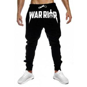 Оптовые мужские брюки бегуны спортивные штаны письмо напечатано размер M-XXXL DrawString Свободные брюки для мужчин вскользь