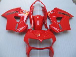 Kit de carenado de motocicleta para HONDA VFR800 98 99 00 01 Carrocería VFR800RR 800 1998 1999 2000 2001 ABS Carenados rojos set + regalos Hw88