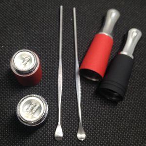 고품질 왁스 dabber 도구 자아 evod 왁스 atomizer 스테인레스 스틸 dab 공구 티타늄 네일 건조 허브 기화기 펜 dabber 도구 귀 귀고리