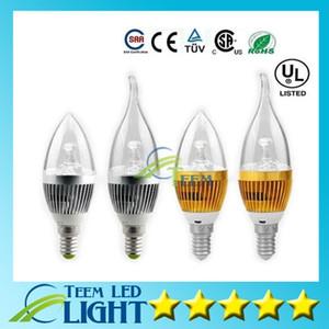 Più economico !! 6W CREE LED candela E14 E27 luce alto potere principale downlight principale giù l'illuminazione lampade lampadario 220-240V + CE ROHS X50