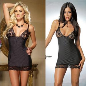 Sexy Dessous heiße Kostüme sexy Kleid Phantasie Unterwäsche Overalls erotische Dessous Nachtwäsche Sex-Produkte für Frauen Teddy