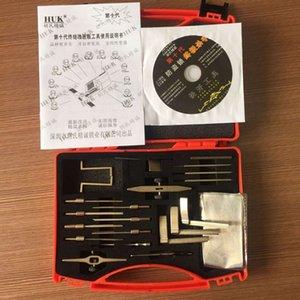 2015 la più recente HUK ultima edizione G10 Tinfoil strumento di apertura rapida con tool tool fabbro strumenti apriporta