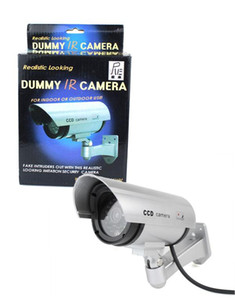 홈 감시 보안 더미 IR 시뮬레이션 카메라 방수 LED 깜박이 CCTV RL-11A F2102D