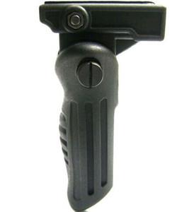 Poignee Foregrip pliable repliable tactique pour rail 20mm Picatinny Weaver