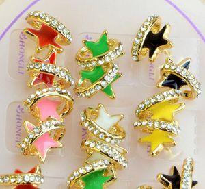 120paires / lote mezcla estilo moda colgar aretes aretes para el regalo de joyería de artesanía de bricolaje E13 por DHL