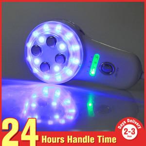 Nagelneues Radiofrequenz blaues LED Elektroportion BIO-Mikrostrom-Haut-Anheben entfernen Falten-Schönheits-Maschine
