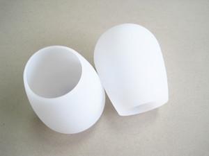 الجملة الأكثر مبيعا FDA الغذاء الصف BPA مجانا غير قابلة للكسر واضح stemless مرنة 330ML 12oz نظارات النبيذ سيليكون