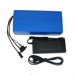 Бесплатные таможенных пошлин 3000W с свинцовокислотной батареей 60V 20ah литиевая батарея 60В 20.3 AH электрический велосипед аккумулятор используем Panasonic 2900mah сотовый БМС 50А