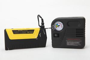 50800Mah Многофункциональный Автомобильный Jump Starter С Воздушным насосом Бензин Портативный Автомобильный Аккумулятор Jump Start Power Pack Зарядное Устройство для Мобильного Телефона Ноутбука