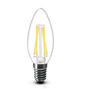 الصمام شمعة مصباح C35 البوليفيين الشعيرة مصباح الثريا 2700 كيلو 2 واط 4 واط e14 e12 قاعدة 110 فولت 220 فولت ac 110 lm / ث
