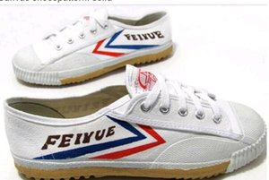 scarpe di tela di Feiyue di trasporto libero per le scarpe da tennis senior maschili e femminili, scarpe casual, scarpe di tela coppia sneakers alte 1pairs / lot