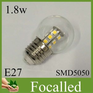 SMD5050 LED BULB 1.8w E27 led bulb A15 shape warm   cool white 150lm 360 beam angle 3 years warranty free FedEx