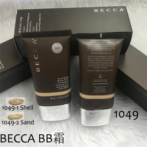 ماكياج جديد Becca Foundation من أي وقت مضى Matte Shine Proof Foundation Sand & Shell BB Cream