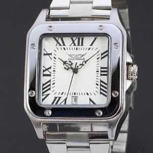 2015 nouvelle marque de mode de luxe de la mode des hommes de JARAGAR montre automatique montre-bracelet de style JR41