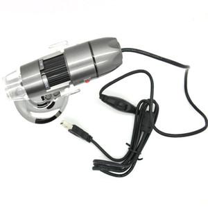 Freeshipping جديد 2MP 8 LED 800X USB مجهر رقمي المنظار المكبر الكاميرا