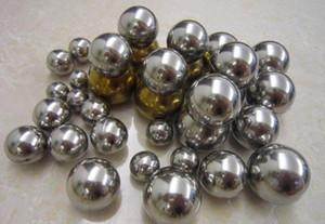 304 de aço inoxidável de metal bola oca ornamentos home amp decoração do jardim acessórios de decoração para casa