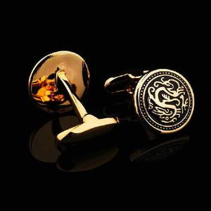 mancuernas de quanlity alto cufflinks mancuernas para hombre de lujo brand cufflink hombres envío gratis W169