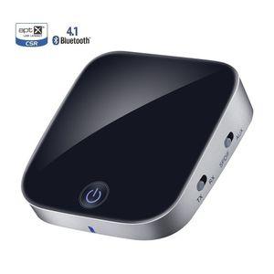 BTI-029 Haute Qualité 2 en 1 sans fil Bluetooth 4.1 récepteur émetteur audio numérique optique adaptateur Toslink SPDIF avec APTX