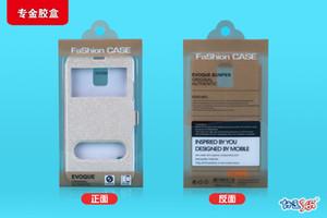 500 قطع نفطة pvc البلاستيكية التجزئة التغليف مربع واضح الطباعة مخصصة التعبئة العالمي ل فون 5 ثانية 6 حالة الهاتف الغلاف