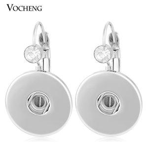 VOCHENG NOOSA Ginger Snaps Earring Jewelry Trend Interchangeable Jewelry (VK-006)