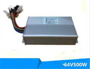 64V dual-mode 12-tube 500W electric vehicle brushless controller efficient electric vehicle controller