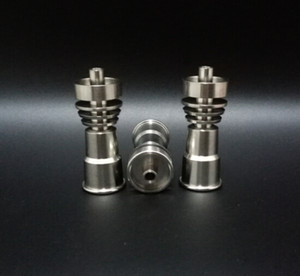 New titanium domeless nail gr2 Female 14mm & 18mm for water Pipe glass bong Smoking