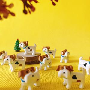 gros ~ 10 Pcs Scottish Terrier / chien / chiot / fée jardin nain / mousse terrarium décor / artisanat / bonsaï / bouteille jardin / maison table décor modèle / r028